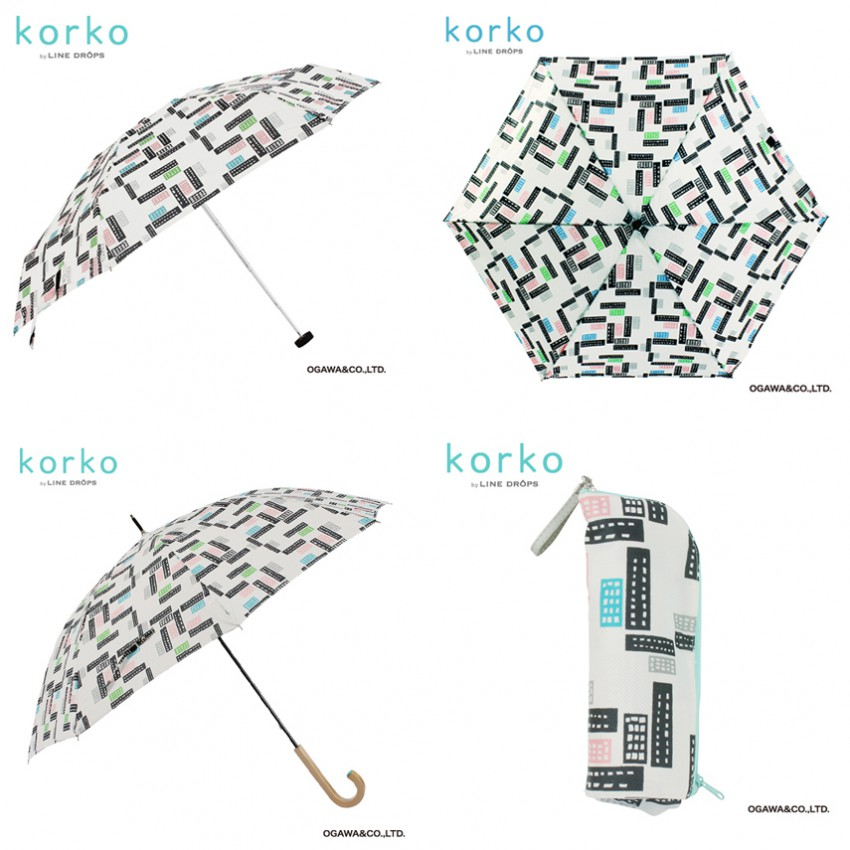 Tina Backman NY umbrellas.