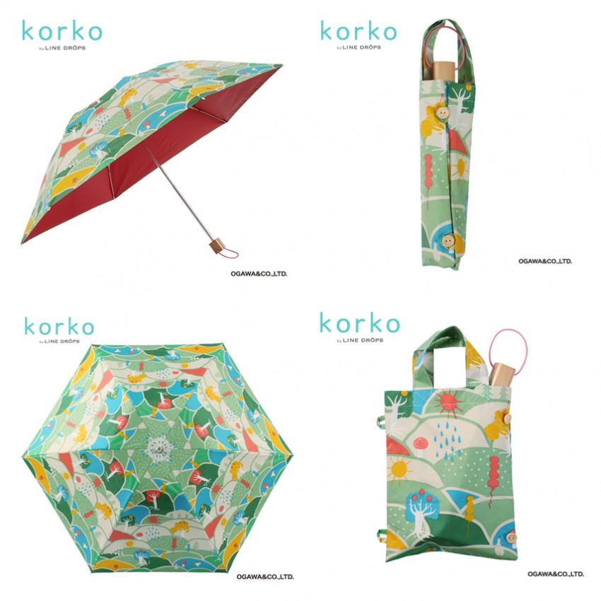 Tina Backman umbrellas Kullar.