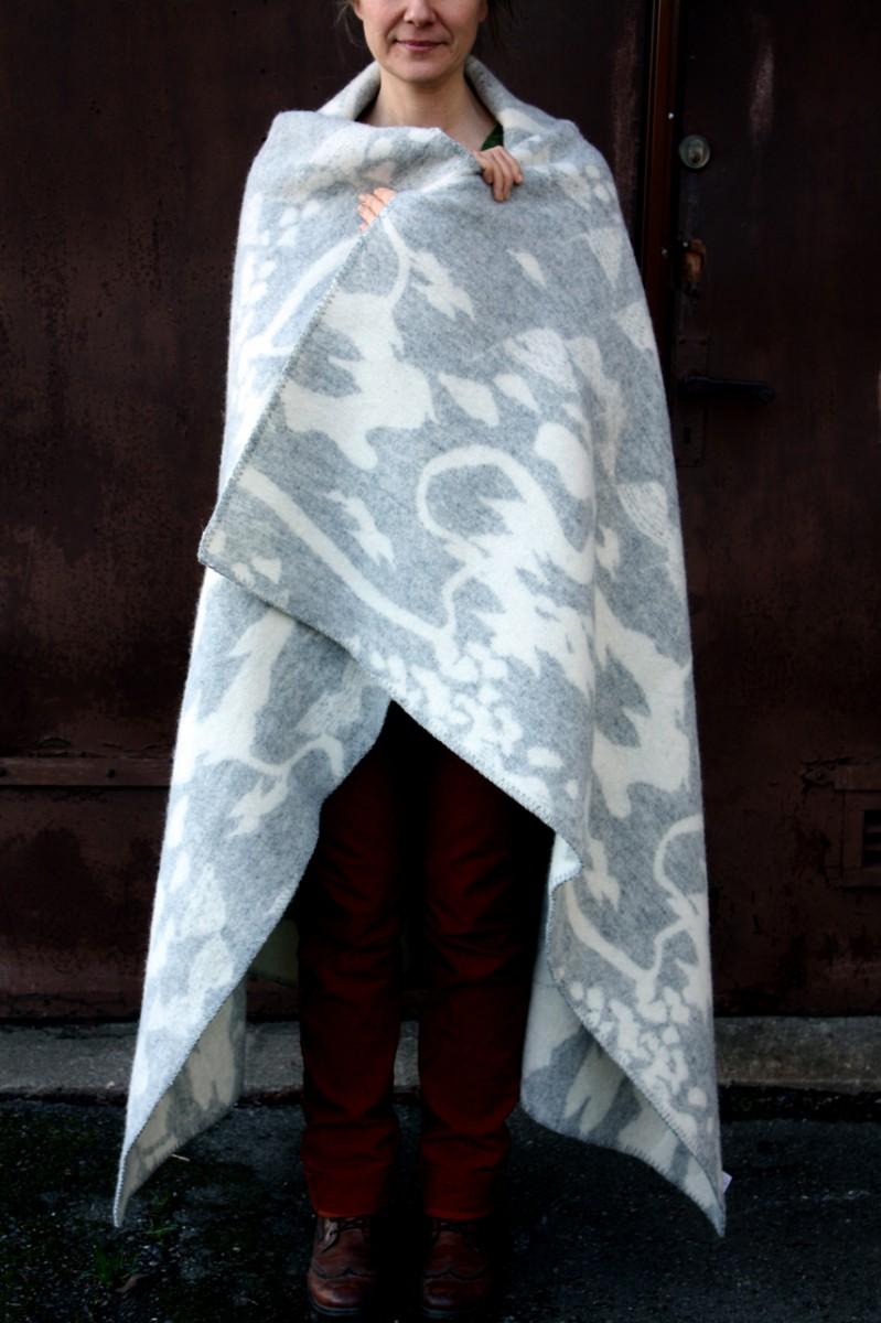 Mountain blanket Klippan Tina Backman LR