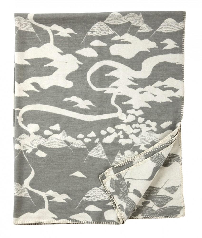 Mountains grey Smalandsskog Tina Backman Klippan