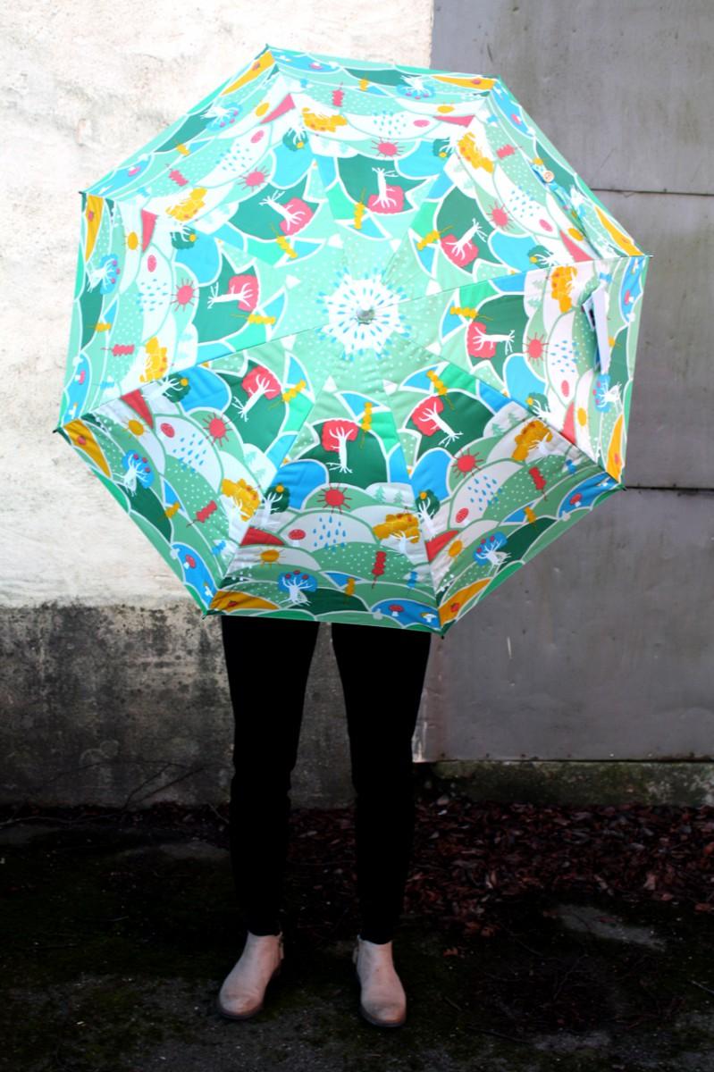 Parasol Tina Backman Kullar LR